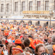 Queen's Day 2013 in Amsterdam, The Netherlands — Stock Photo