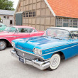 National Oldtimer day 2013, Lelystad, the Netherlands — Stok fotoğraf