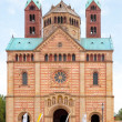 The Speyer Cathedral, Germany — Stock Photo