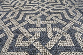 Portuguese Pavement — Stock Photo