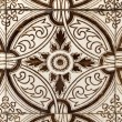 Decorative Tiles (Azulejos) — Stock Photo