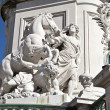 Stock Photo: Equestrian Statue of King Jose I