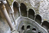 Regaleira Palace - Quinta da Regaleira — Stock Photo