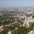 Old town of Sintra - Stock Photo