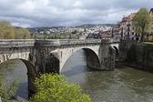 Bridge on Tamega River in Amarante — Stock Photo
