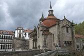 S. Gonçalo Monastery in Amarante — Stock Photo