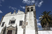 Church of St Mary in Serpa, Portugal — Stock Photo