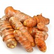 Fresh Turmeric or Curcuma Rhizome — Stock Photo