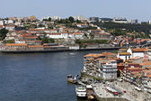 City of Vila Nova de Gaia, Portugal — Stock Photo