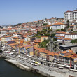 Old town of Porto, World Heritage Site — Stock Photo