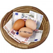 ������, ������: Basket Eggs and Retirement