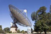 Radio Telescope Dish in Parkes, Australia — Stock Photo