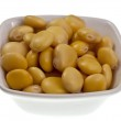 Lupin or Lupini Beans — Stock Photo #39534389