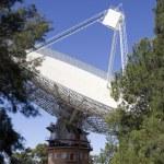 Постер, плакат: Radio Telescope Dish in Parkes Australia