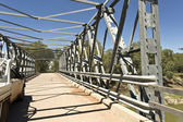 Tilpa Darling River Bridge — Stock Photo