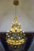 New Norcia Abbey Chandelier — Stock Photo