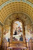 New Norcia Boys College Chapel — Stock Photo
