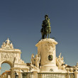 Statue of King Jose I — Stock Photo #51526405
