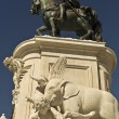 Statue of King Jose I — Stock Photo #51526439
