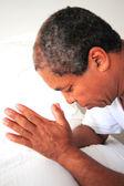 Oración. — Foto de Stock