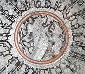 Royal ancient metal. — Stock Photo