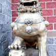 Chinese lion statue. — Stock Photo #14428837