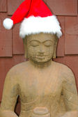 Budda santa. — Stock Photo