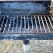 Barbecue grill. — Stock Photo