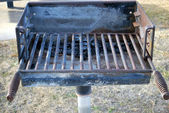 Barbecue grill. — Stock fotografie
