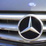 Постер, плакат: Mercedes Benz