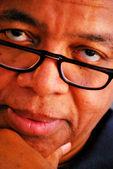 Afro-amerikaanse mannelijke ceo. — Stockfoto