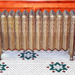Stockfoto: Radiator heater.