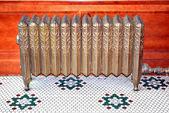 Radiator heater. — Stock Photo