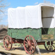 Covered wagon. — Stock Photo #28957723