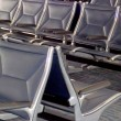 Airline seats. — Stock Photo