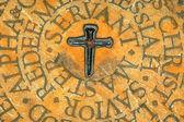 Religijne krzyż. — Zdjęcie stockowe