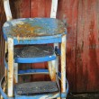 Old rusty chairs. — Stock Photo #39519357