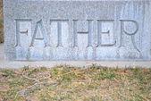 Cemetery. — Stock Photo