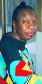 Nina Simone. — Stock Photo