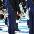 Marching band. — Stock Photo #47734863