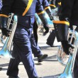 Marching band. — Stock Photo #47734861