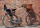 Bicicleta amsterdam. — Foto de Stock