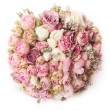 Wedding bouquet, high angle of view — Stock Photo #18674849