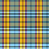 Tartan seamless pattern — Stock Vector