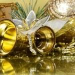 The christmas tree ornaments — Stock Photo #13808350