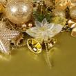 The christmas tree ornaments — Stock Photo #13808359