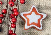 De kerstboom ornamenten — Stockfoto