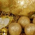 The christmas tree ornaments — Stock Photo #15343201
