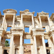 Stock Photo: Building detail in Ephesus (Efes) from Roman time in Turkey