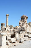 Building detail in Ephesus (Efes) from Roman time in Turkey — ストック写真